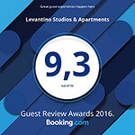 levantino booking rate
